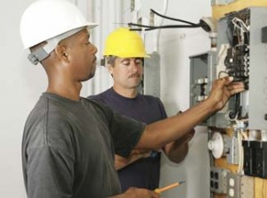 Picture of one of our Ellenwood, Georgia electricians